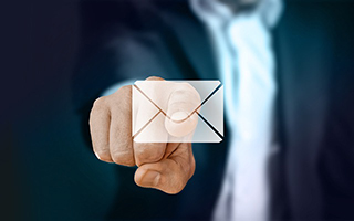 business email backup